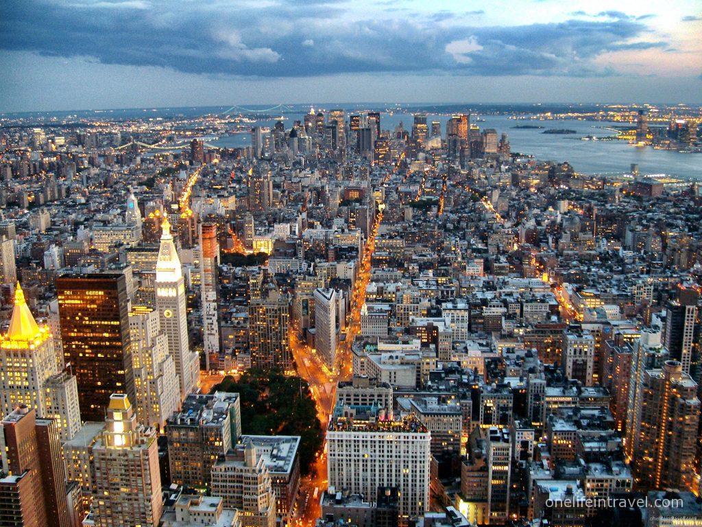 New york 10 cose da non perdere one life in travel for New york dall alto