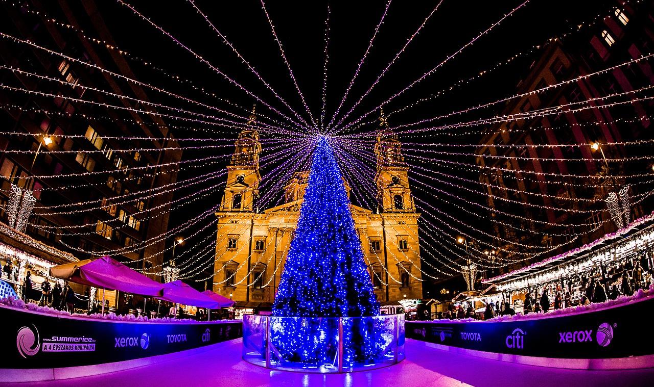 Budapest e la magia del Natale