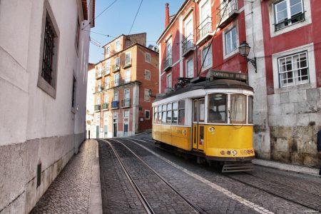 Lisbona in un week end