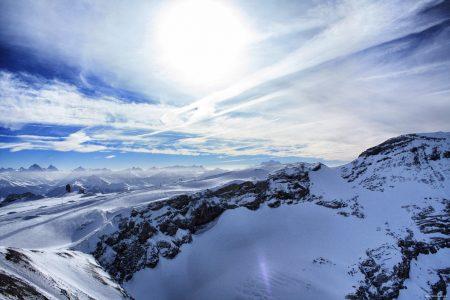 Neve e relax sulle Alpi Svizzere