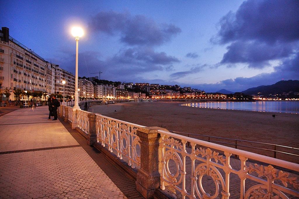 Una fuga a San Sebastián