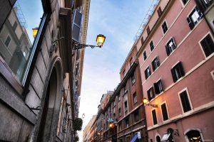 Roma, una passeggiata a piedi