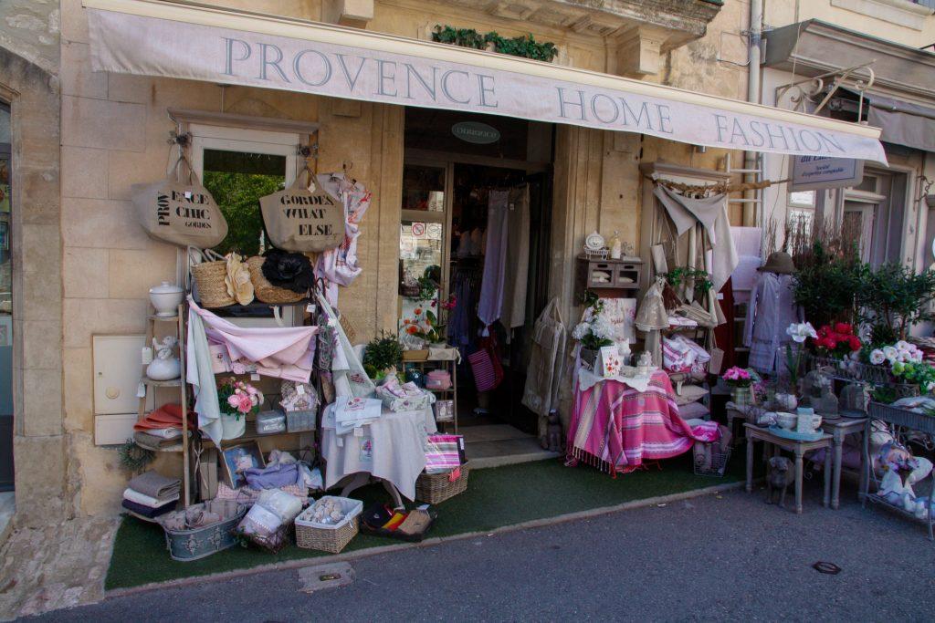 boutique provenzale a Gordes