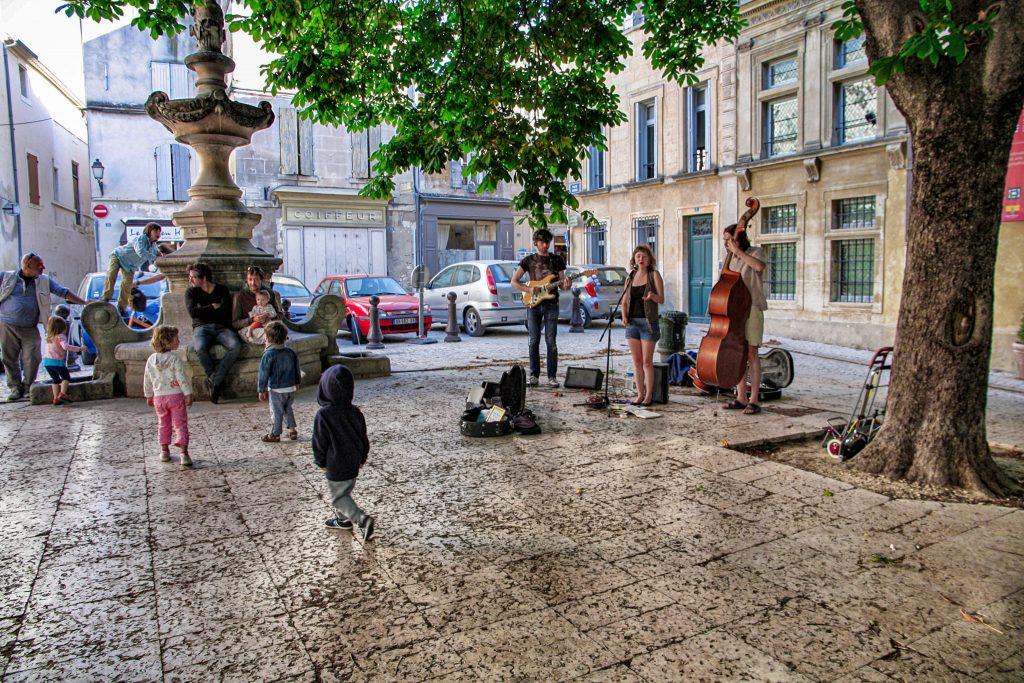 Piazza di Saint Remy de Provence