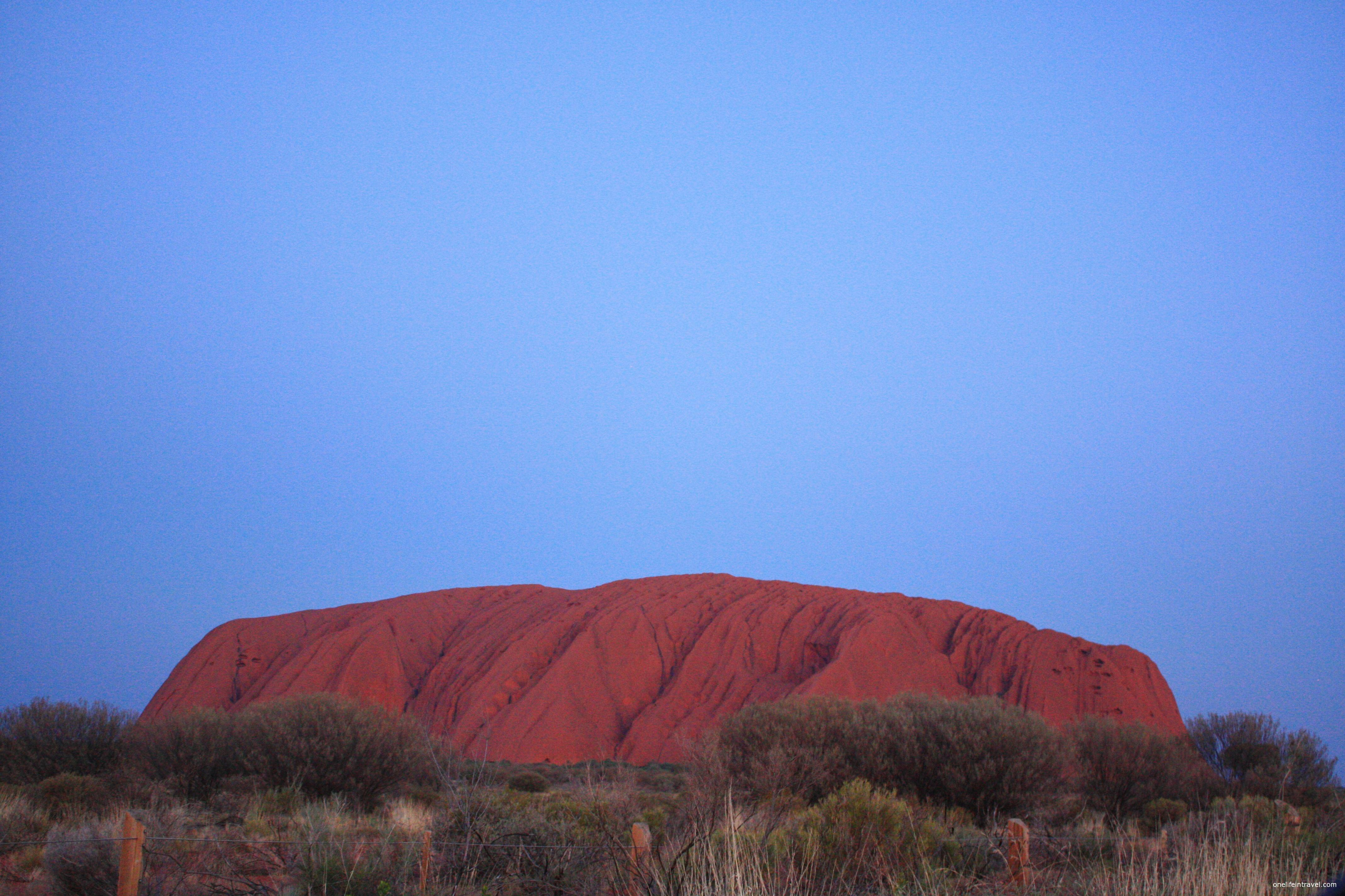 Australia Visitare Uluru Ayers Rock One Life In Travel
