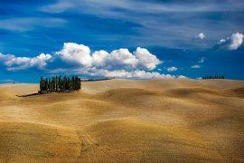Un itinerario alla scoperta della Toscana