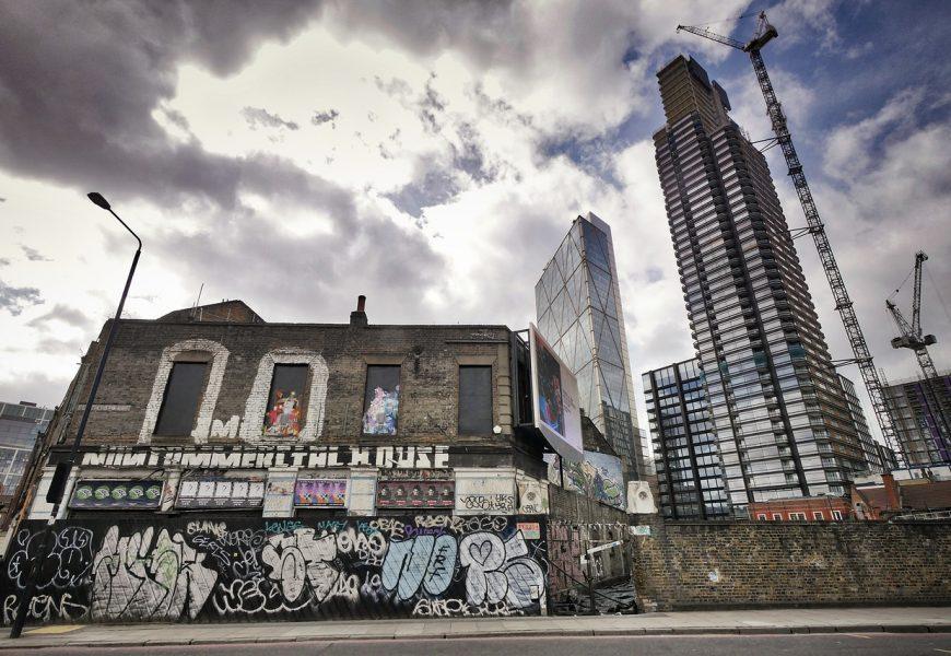 Londra, alla scoperta di Shoreditch