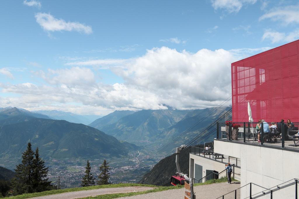 Panorama bistrot Merano 2000