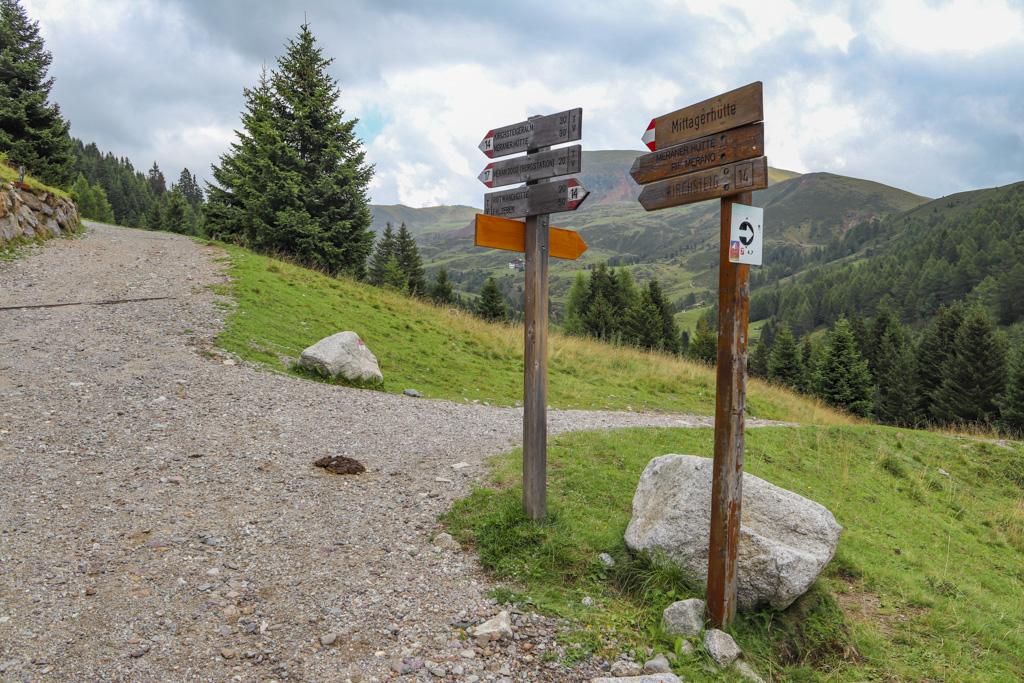 Montagna d'estate Avelengo Merano 2000