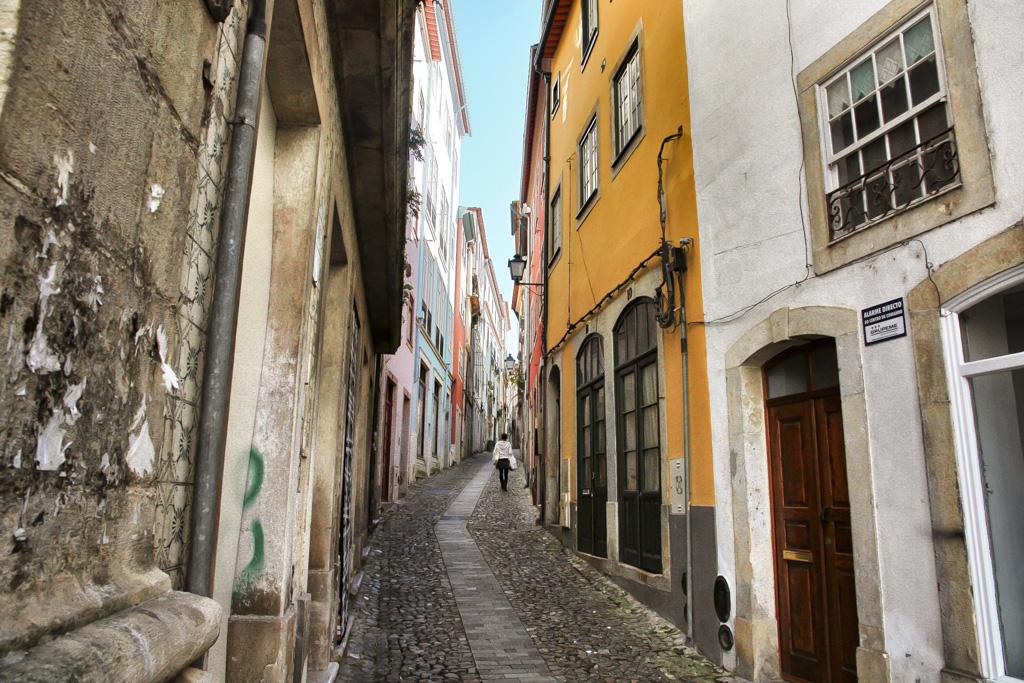 I vicoli di Coimbra